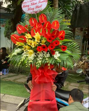 shop hoa tươi thành phố Điện Biên Phủ