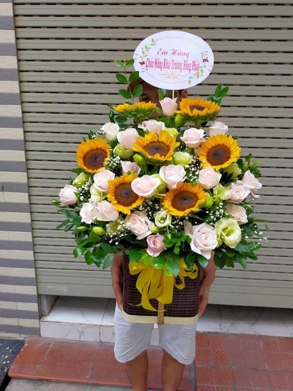 shop hoa tươi quận Ô Môn