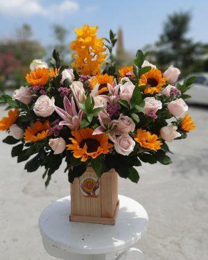 Shop hoa tươi thành phố Long Xuyên