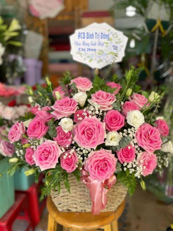 shop hoa tươi thành phố Cà Mau