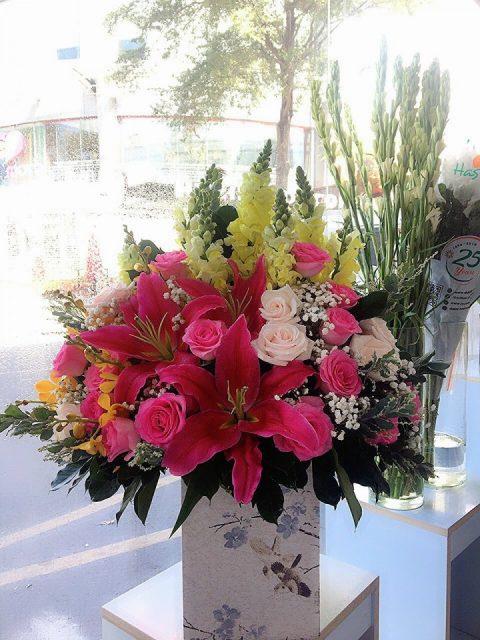 Shop hoa tươi Hải Phòng